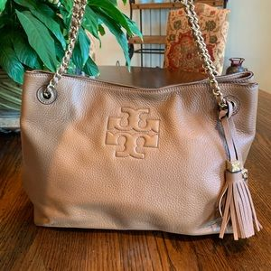 Authentic Tory Burch purse/tote